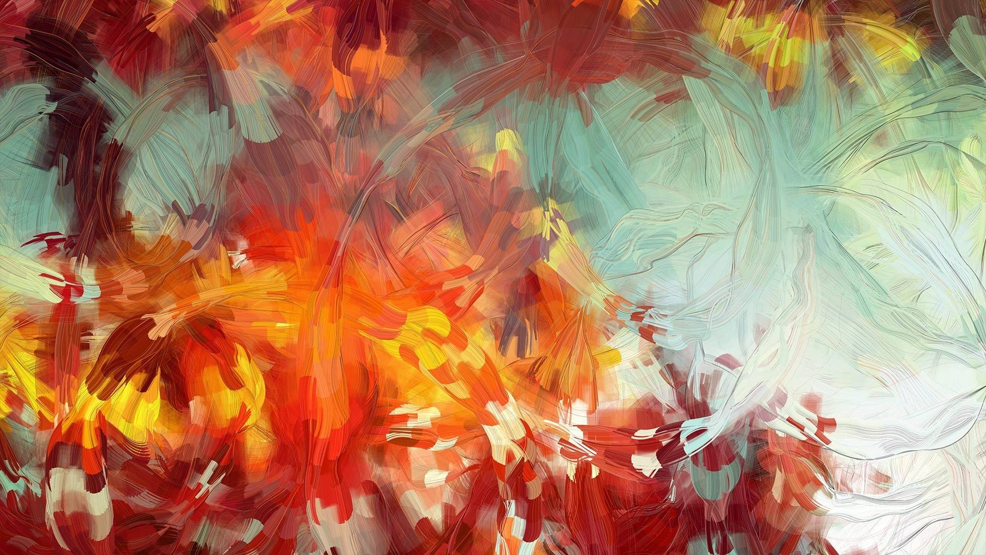 Abstract Painting Wallpapers Top Free Abstract Painting