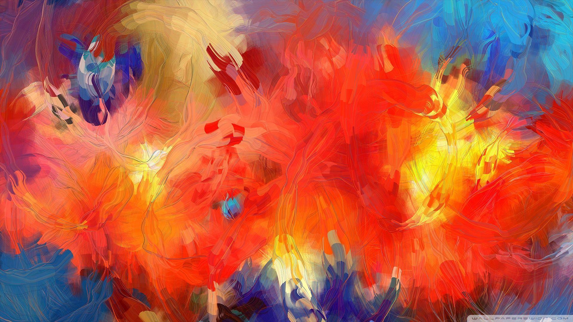 Free Image Moder Art Paintings