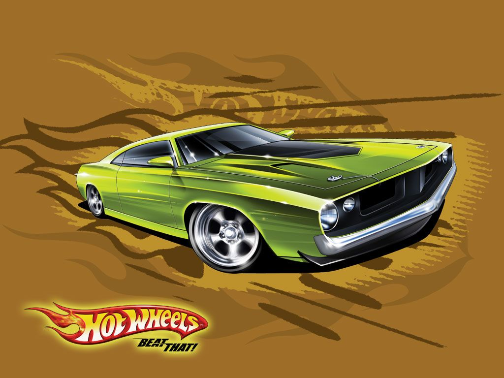 Hot Wheels Cars Wallpapers - Top Free