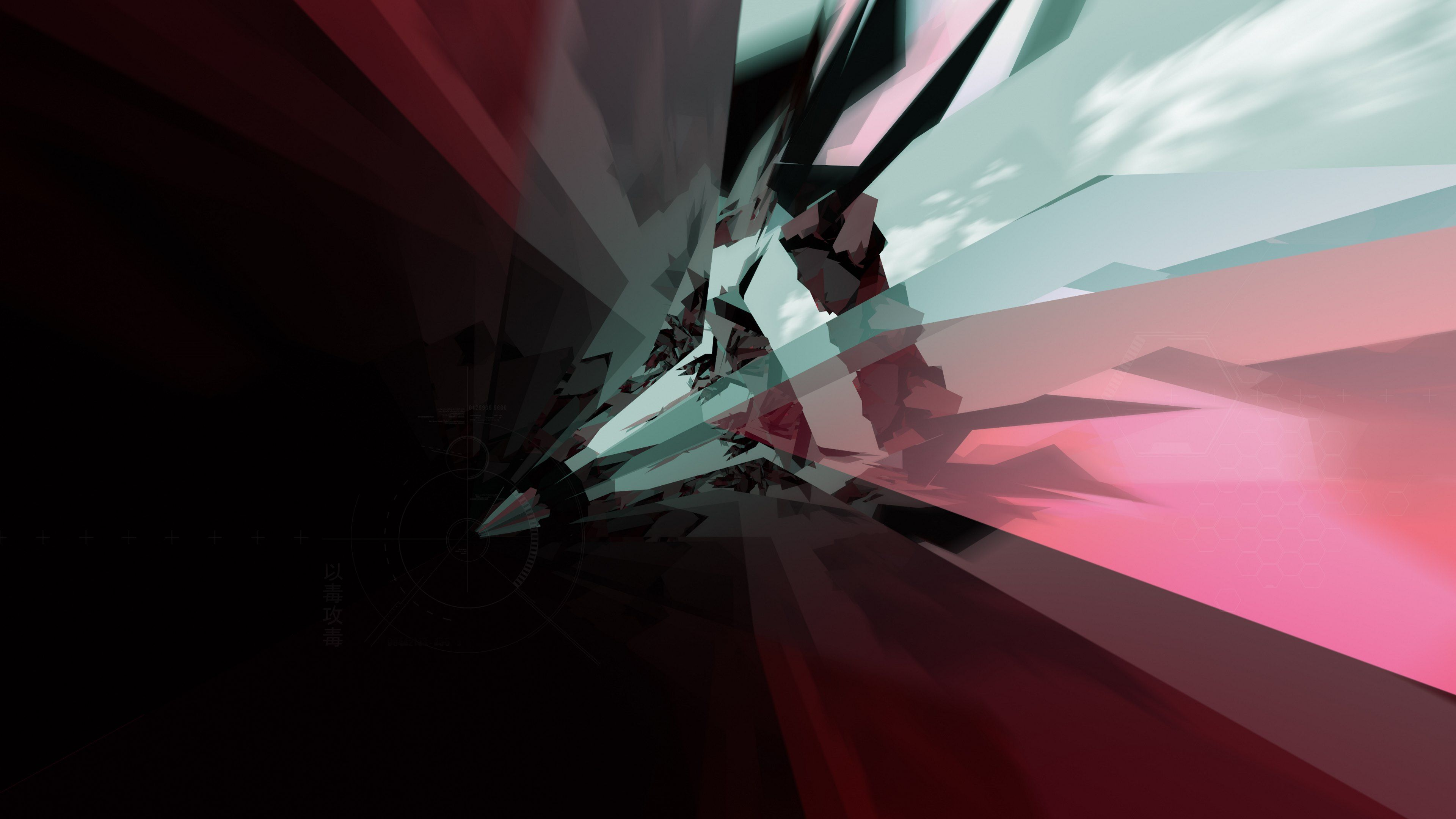 4K 3D Abstract Wallpapers - Top Free 4K
