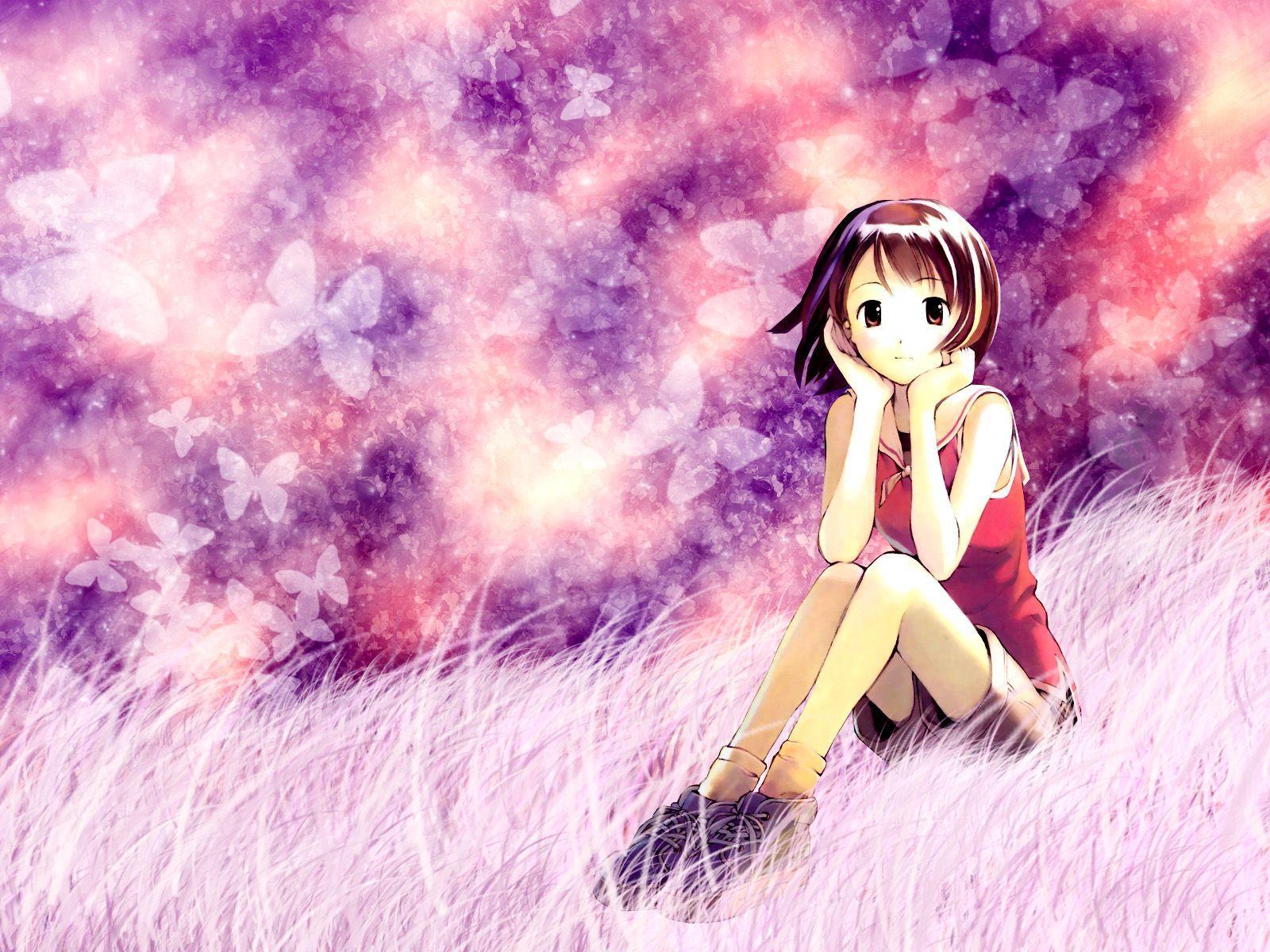Kawaii Anime Girl Wallpapers Top Free Kawaii Anime Girl Backgrounds Wallpaperaccess
