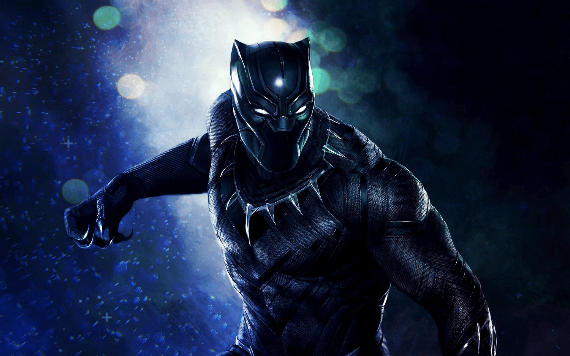 Black Panther Marvel Movie Wallpapers Top Free Black