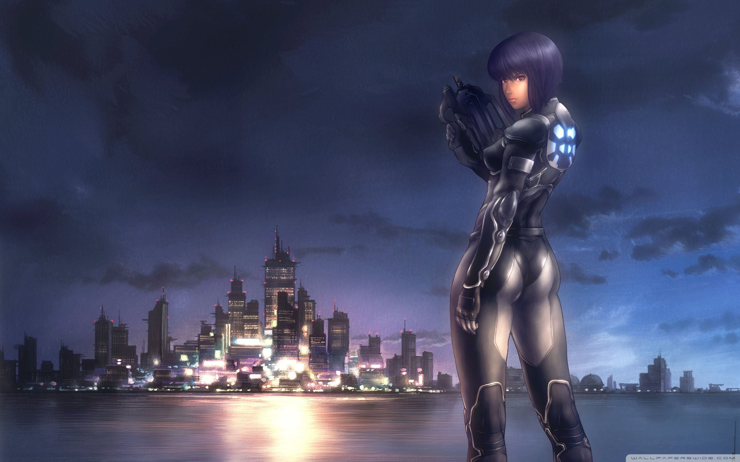 Ghost In The Shell Wallpapers Top Free Ghost In The Shell Backgrounds Wallpaperaccess