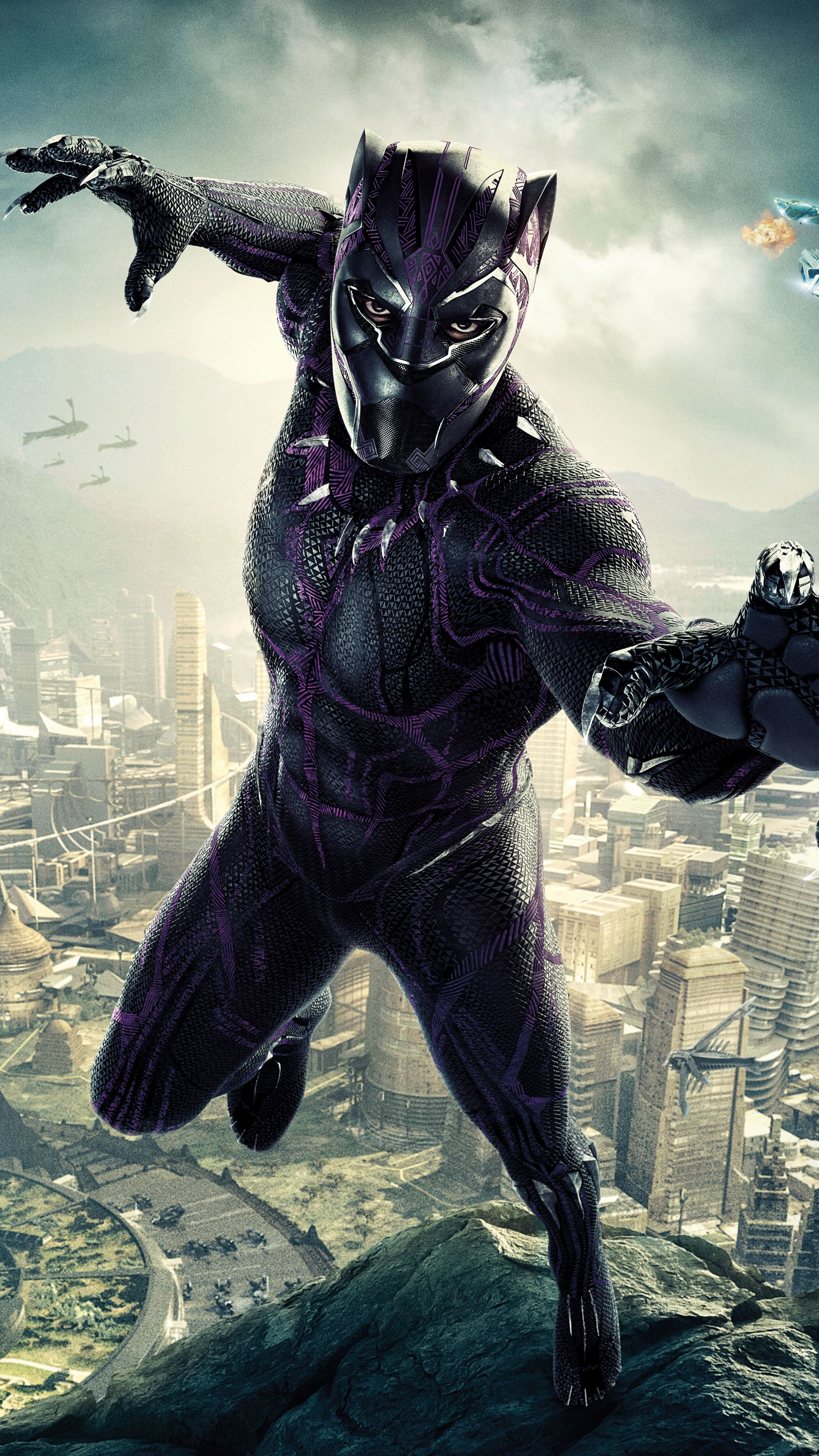 Black Panther Movie Wallpapers Top Free Black Panther Movie Backgrounds Wallpaperaccess