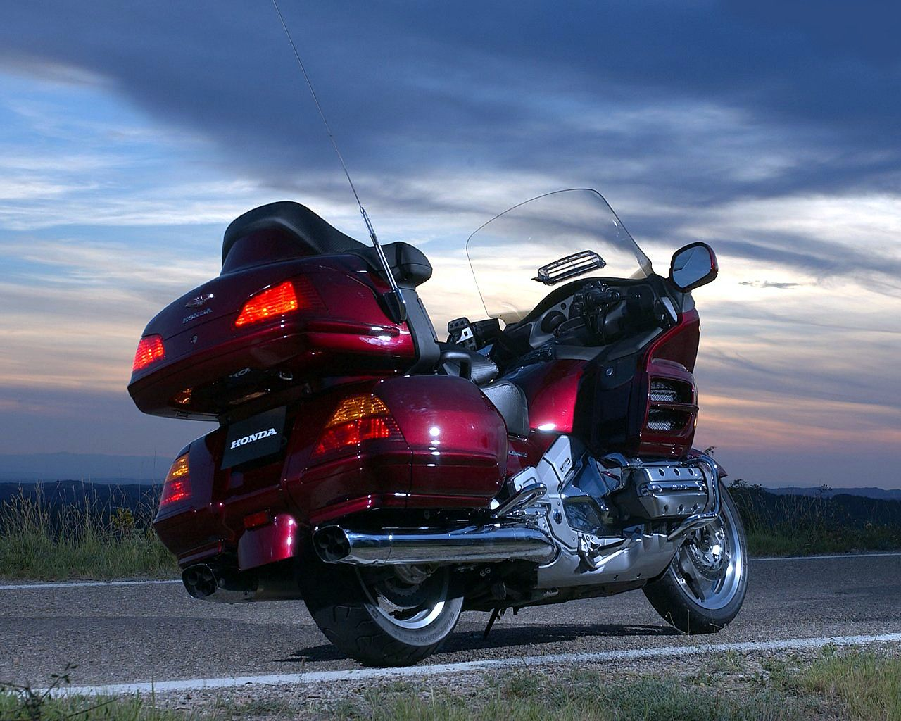Goldwing Motorcycle Wallpapers