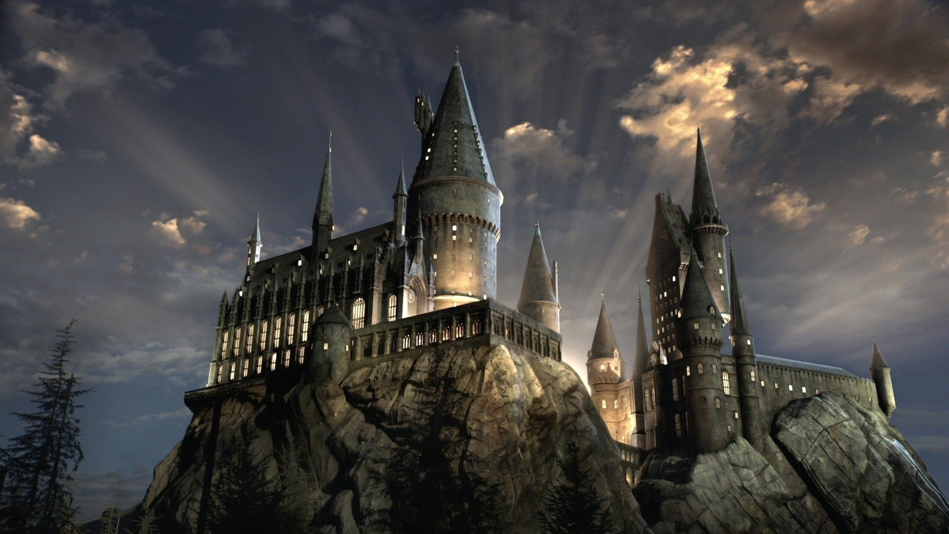Hogwarts Wallpapers Top Free Hogwarts Backgrounds Wallpaperaccess