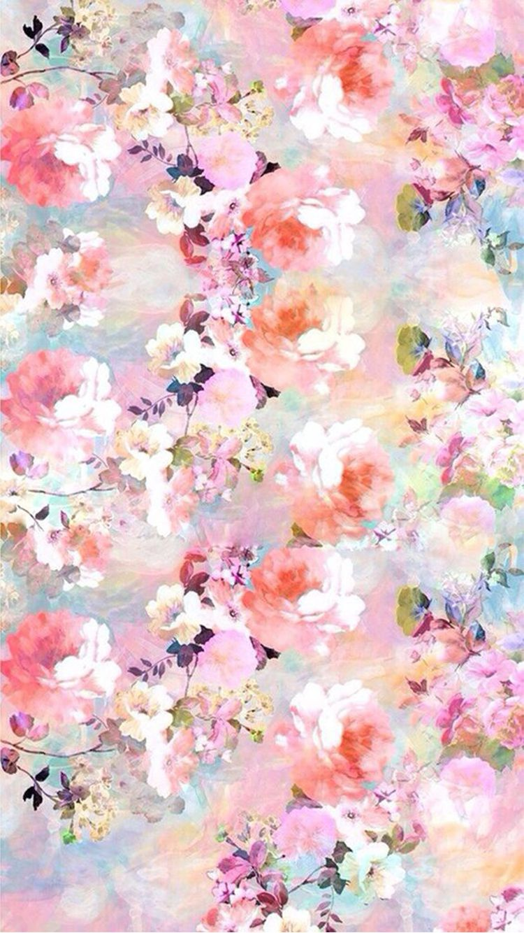 Watercolor Painting Iphone Wallpapers Top Free Watercolor