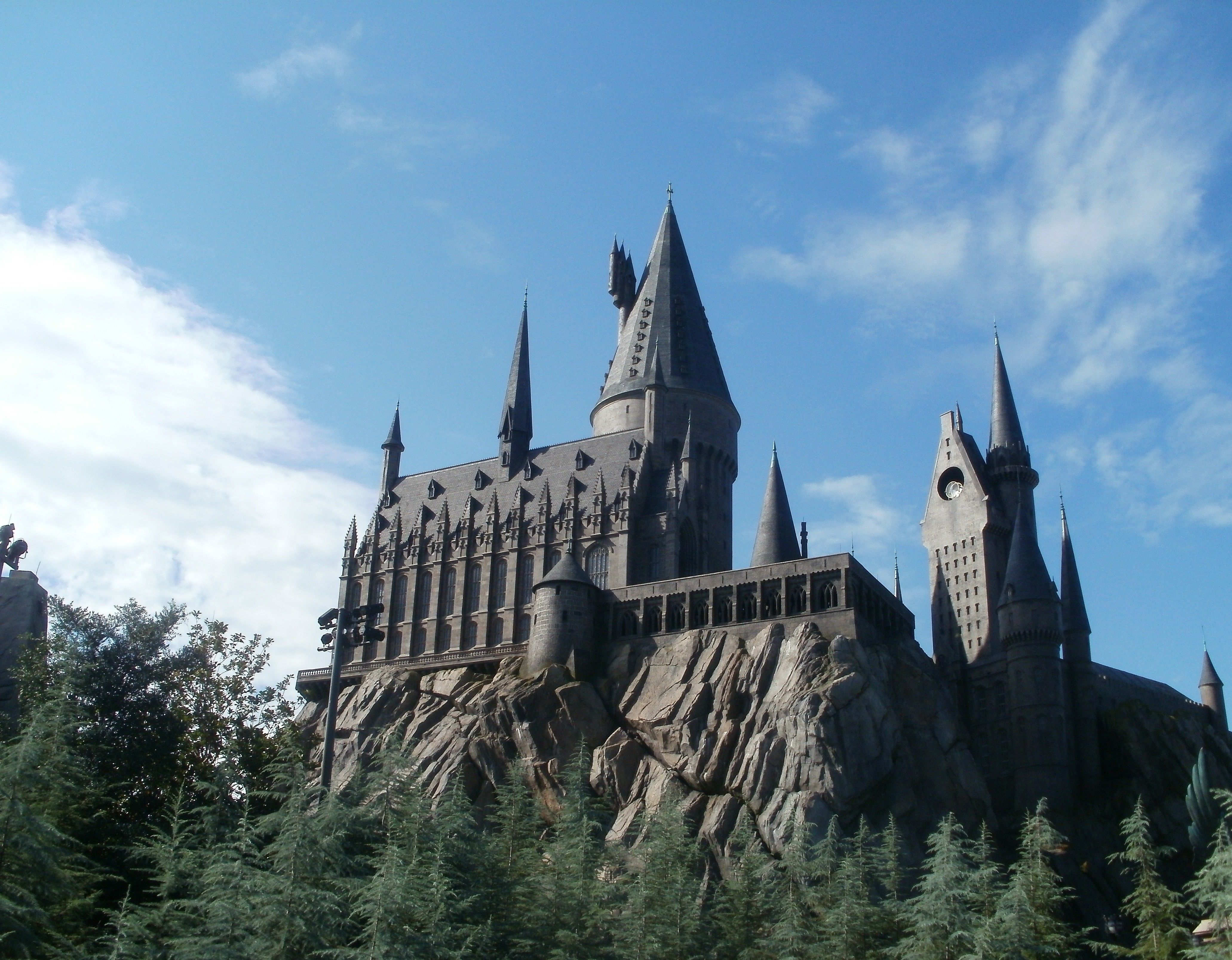 Hogwarts Castle Wallpapers Top Free Hogwarts Castle Backgrounds Wallpaperaccess