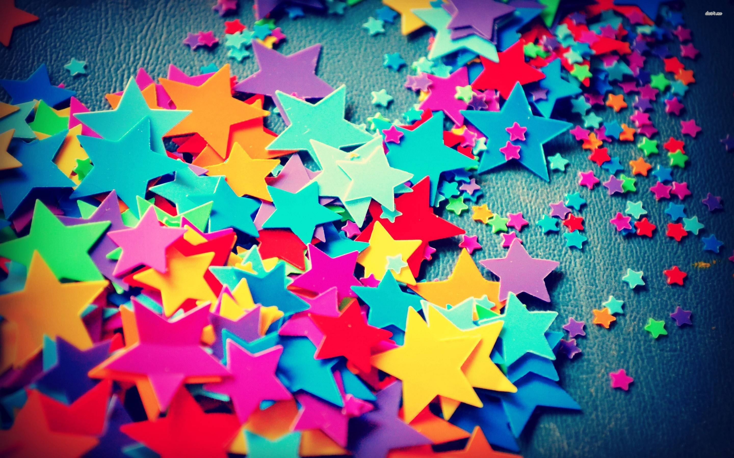Colorful Stars Wallpapers Top Free Colorful Stars