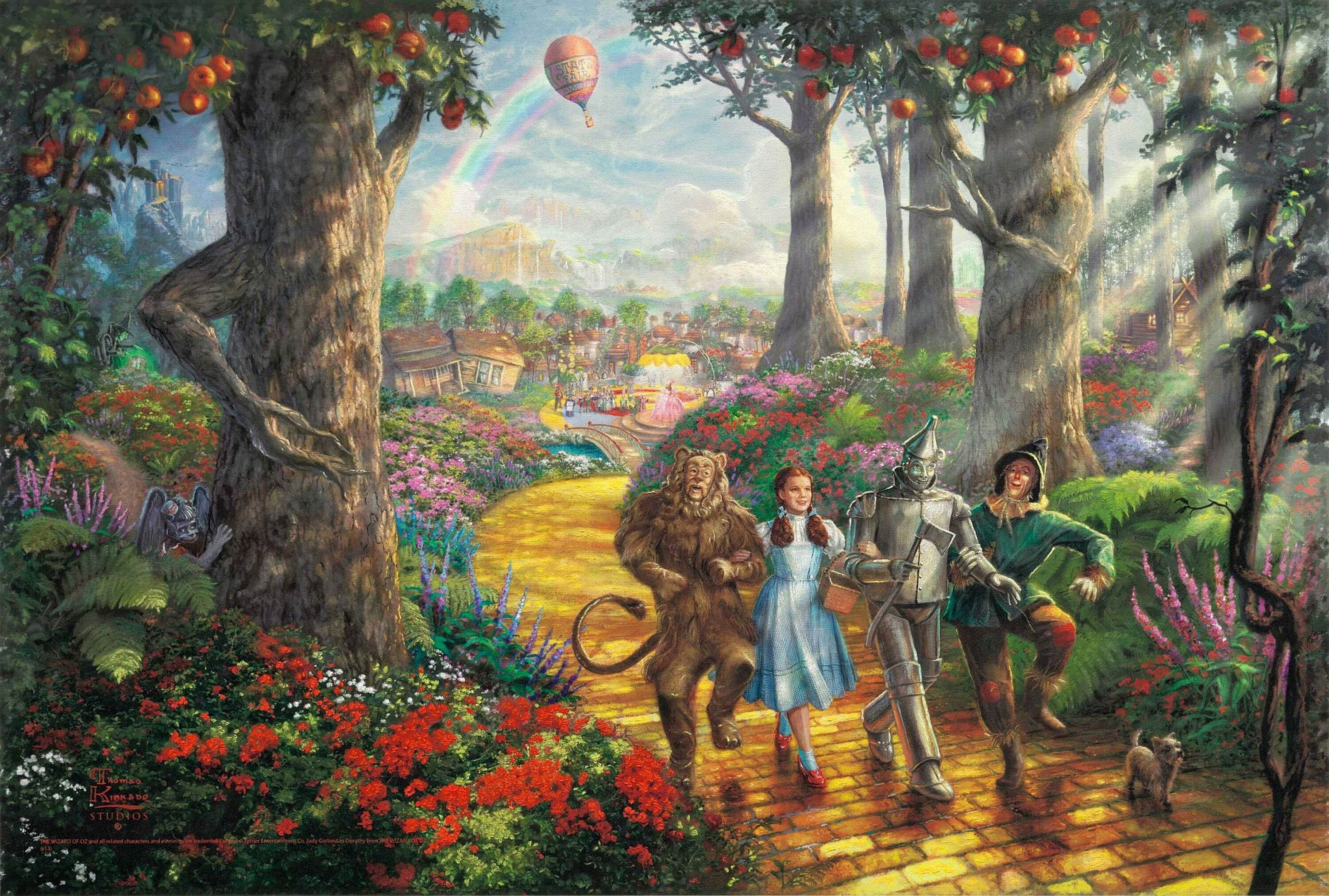 The Wiz Oz Wallpapers Top Free The Wiz Oz Backgrounds