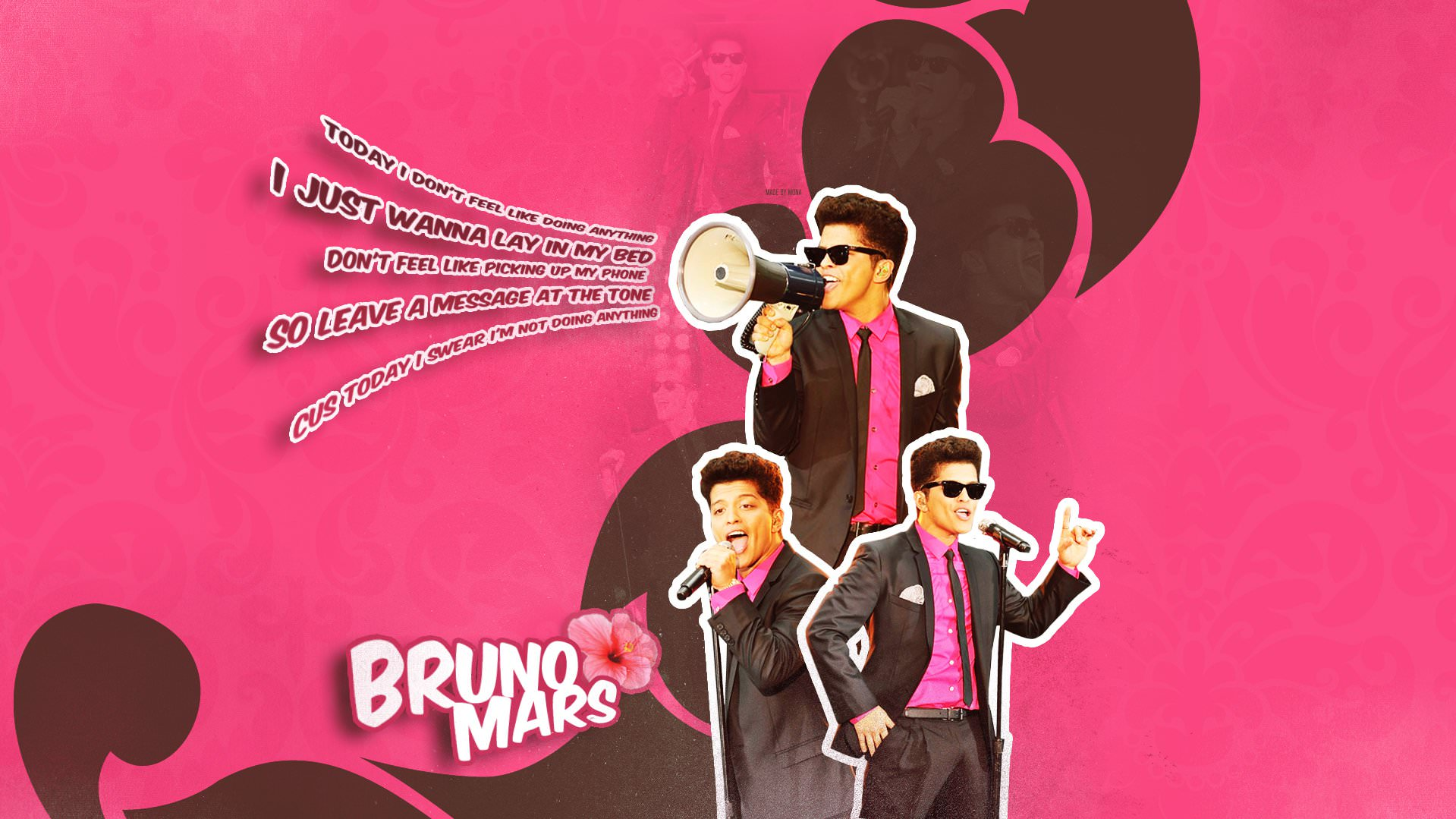 Top Free Bruno Mars Backgrounds
