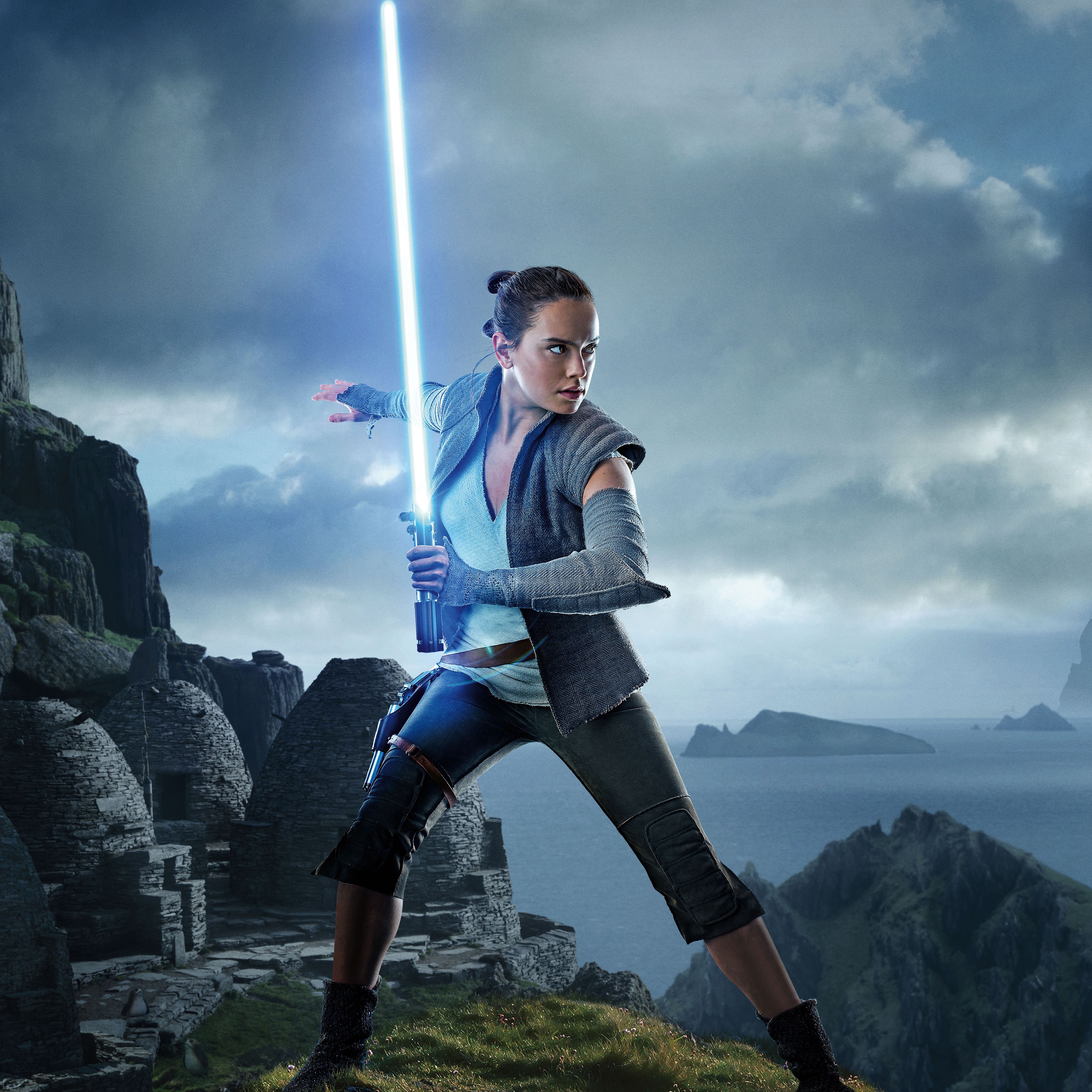 Rey Star Wars Wallpapers Top Free Rey Star Wars Backgrounds Wallpaperaccess