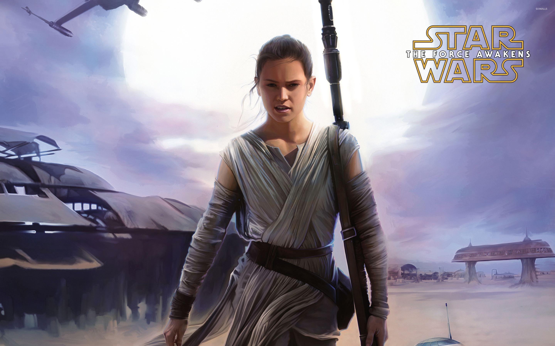 Rey Star Wars Wallpapers Top Free Rey Star Wars
