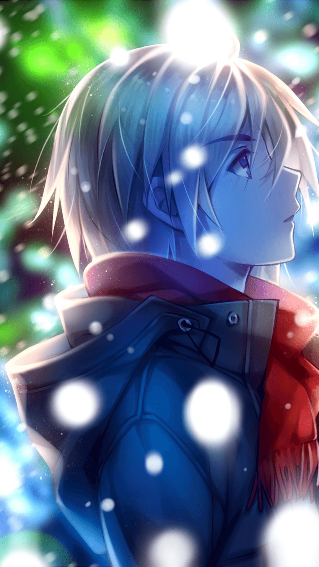Tải xuống Hình nền Anime Boy Dễ thương 1080x1920