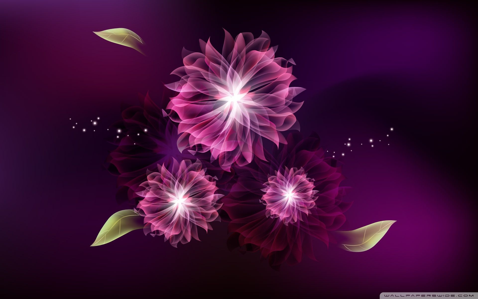 Permalink to Hd Abstract Flower Wallpaper