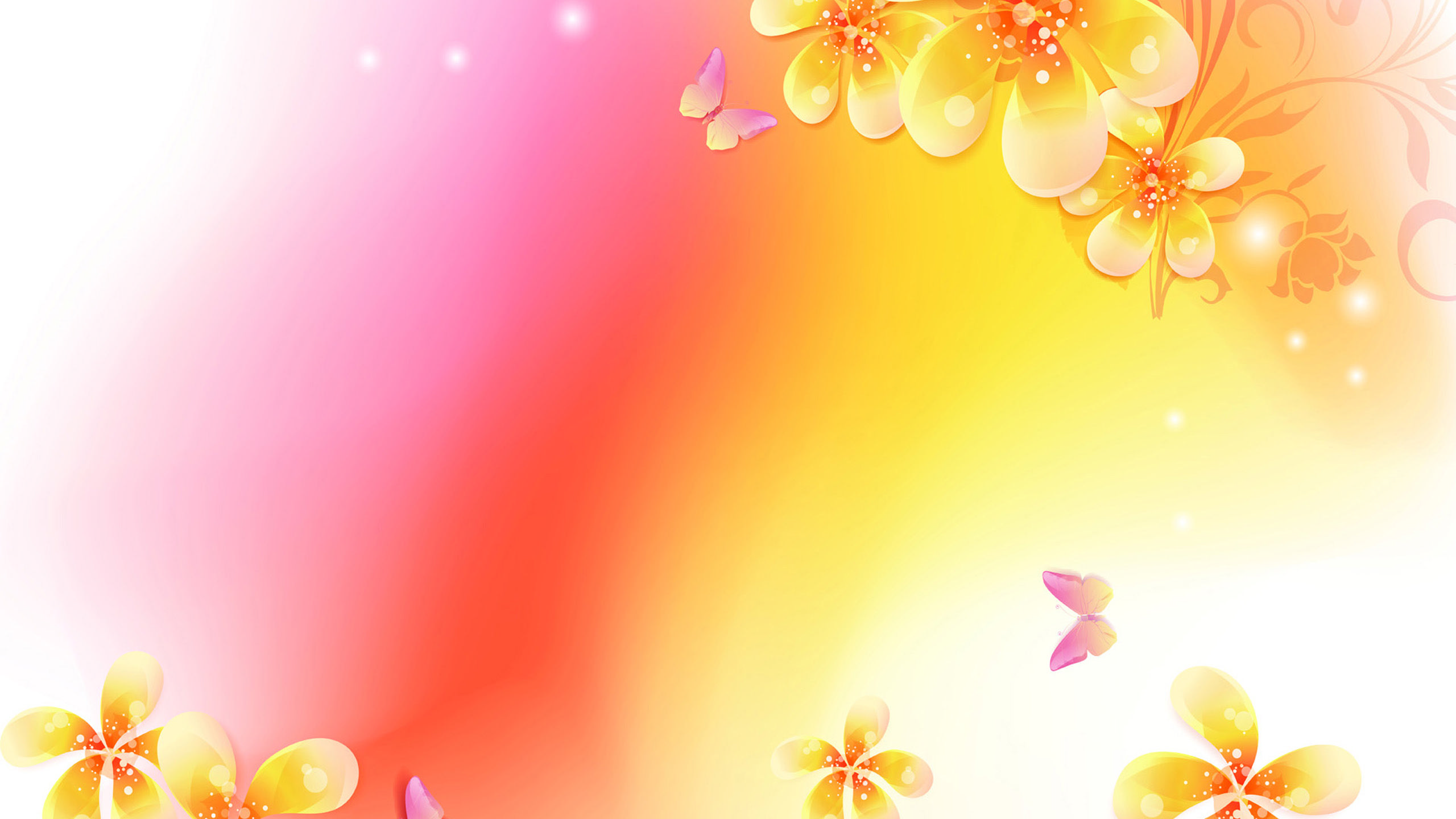 Abstract Flower Wallpapers Top Free Abstract Flower Backgrounds Wallpaperaccess