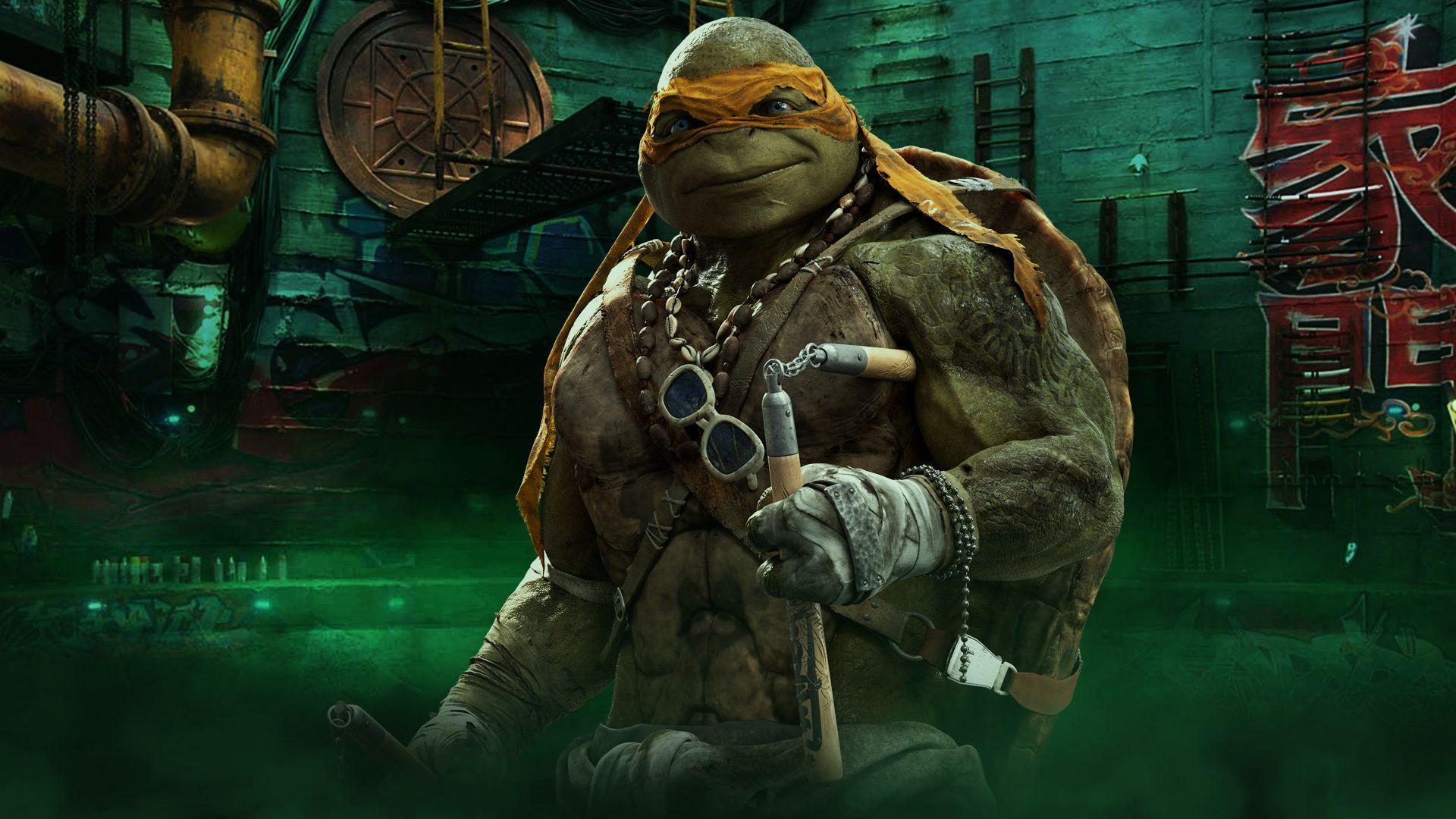 Michelangelo Ninja Turtle Wallpapers Top Free Michelangelo Ninja