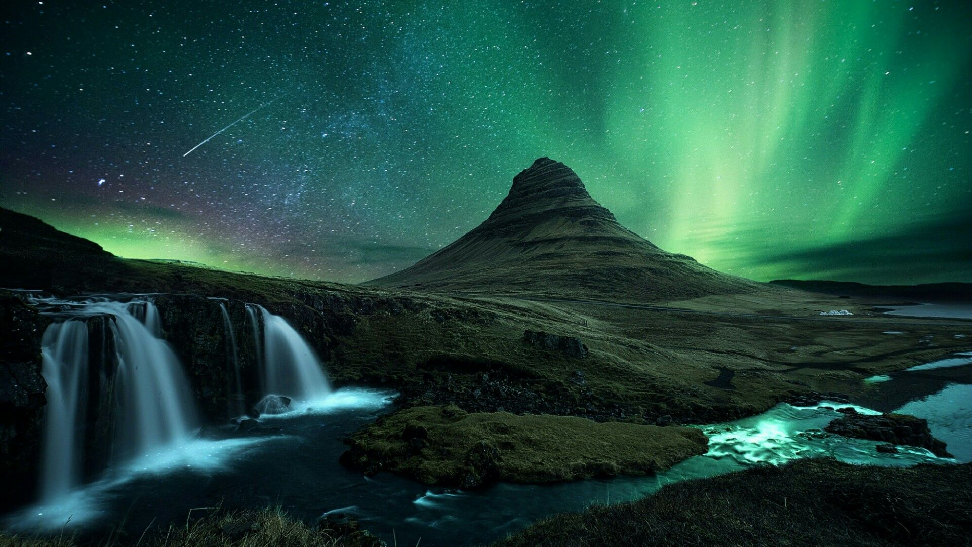 Northern Lights Wallpapers Top Free Northern Lights Backgrounds