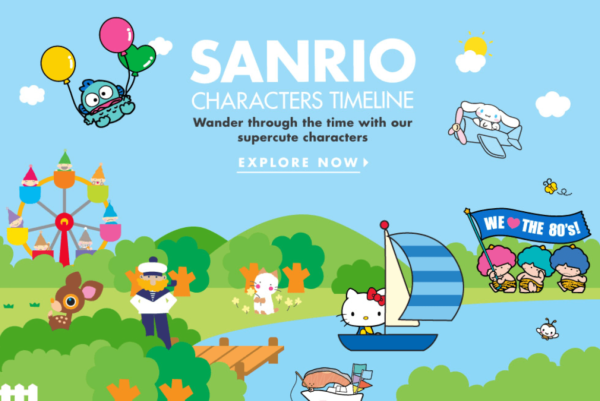 All Sanrio Characters Wallpapers Top Free All Sanrio Characters