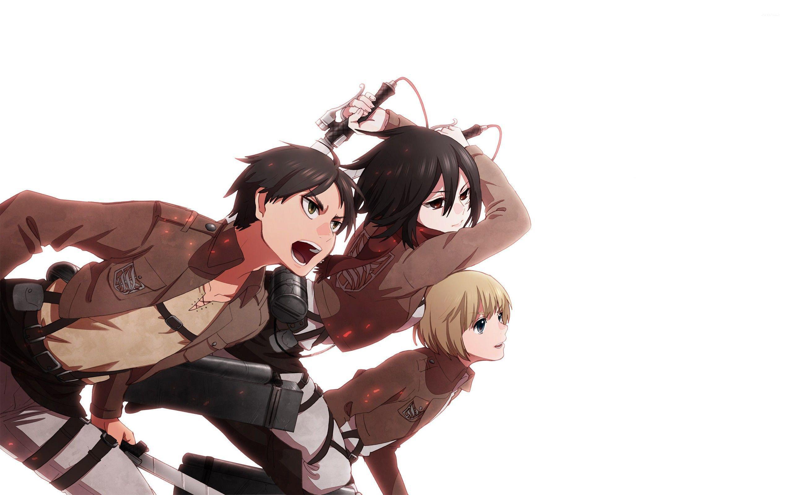 47 Koleksi Foto Romantis Eren Dan Mikasa Gratis Terbaru