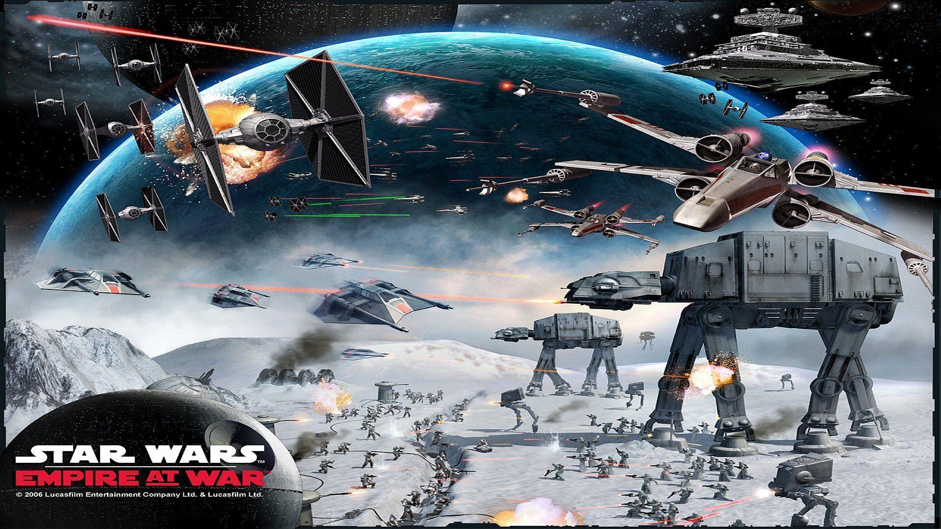 Star Wars Empire at War Wallpapers - Top Free Star Wars