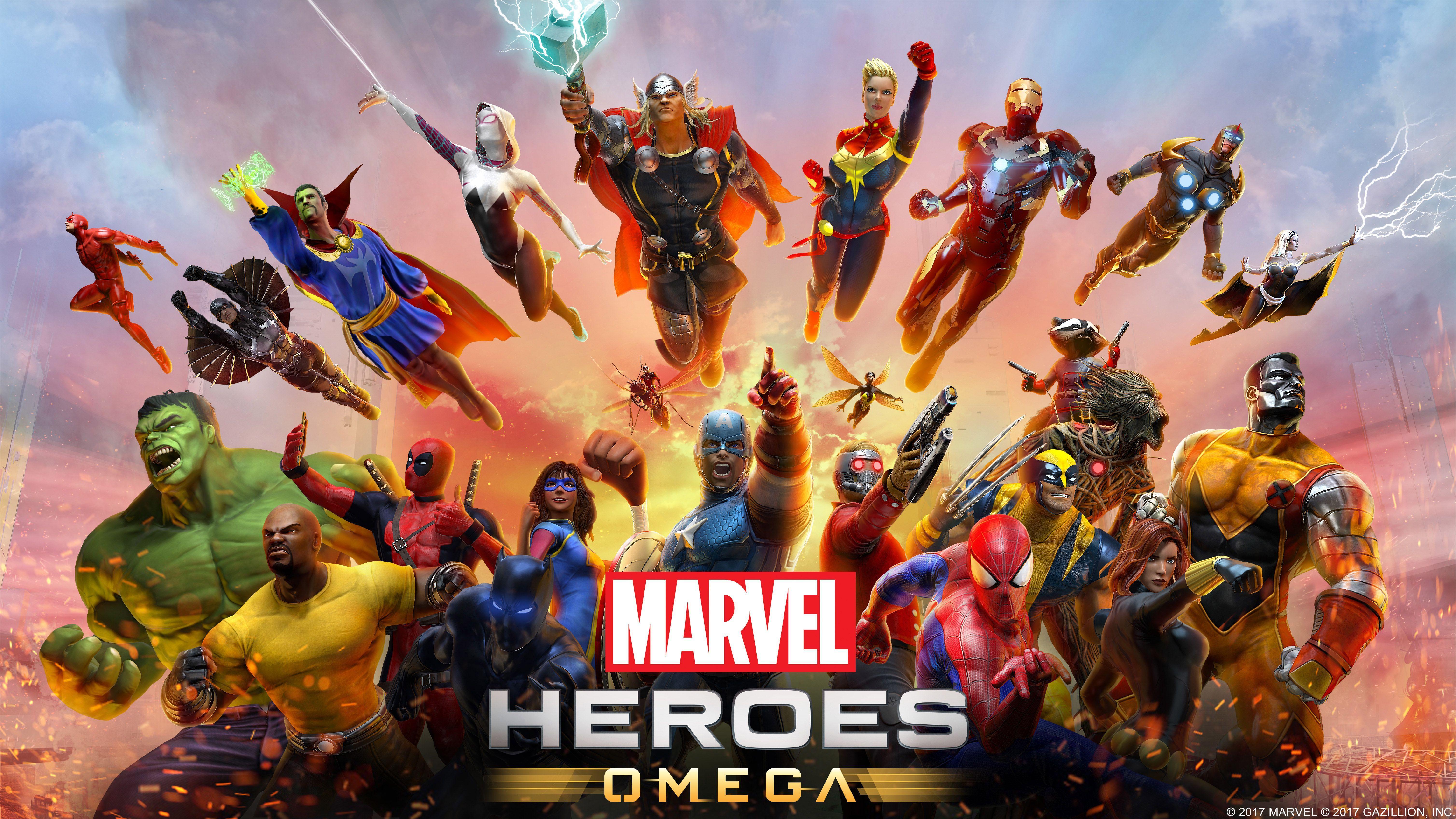 4K Marvel Wallpapers - Top Free 4K