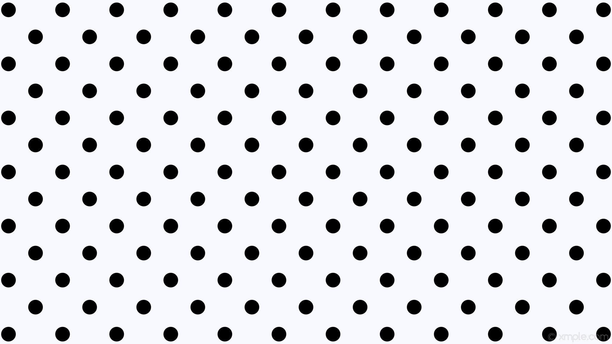 Black And White Polka Dots Wallpapers Top Free Black And White Polka Dots Backgrounds Wallpaperaccess