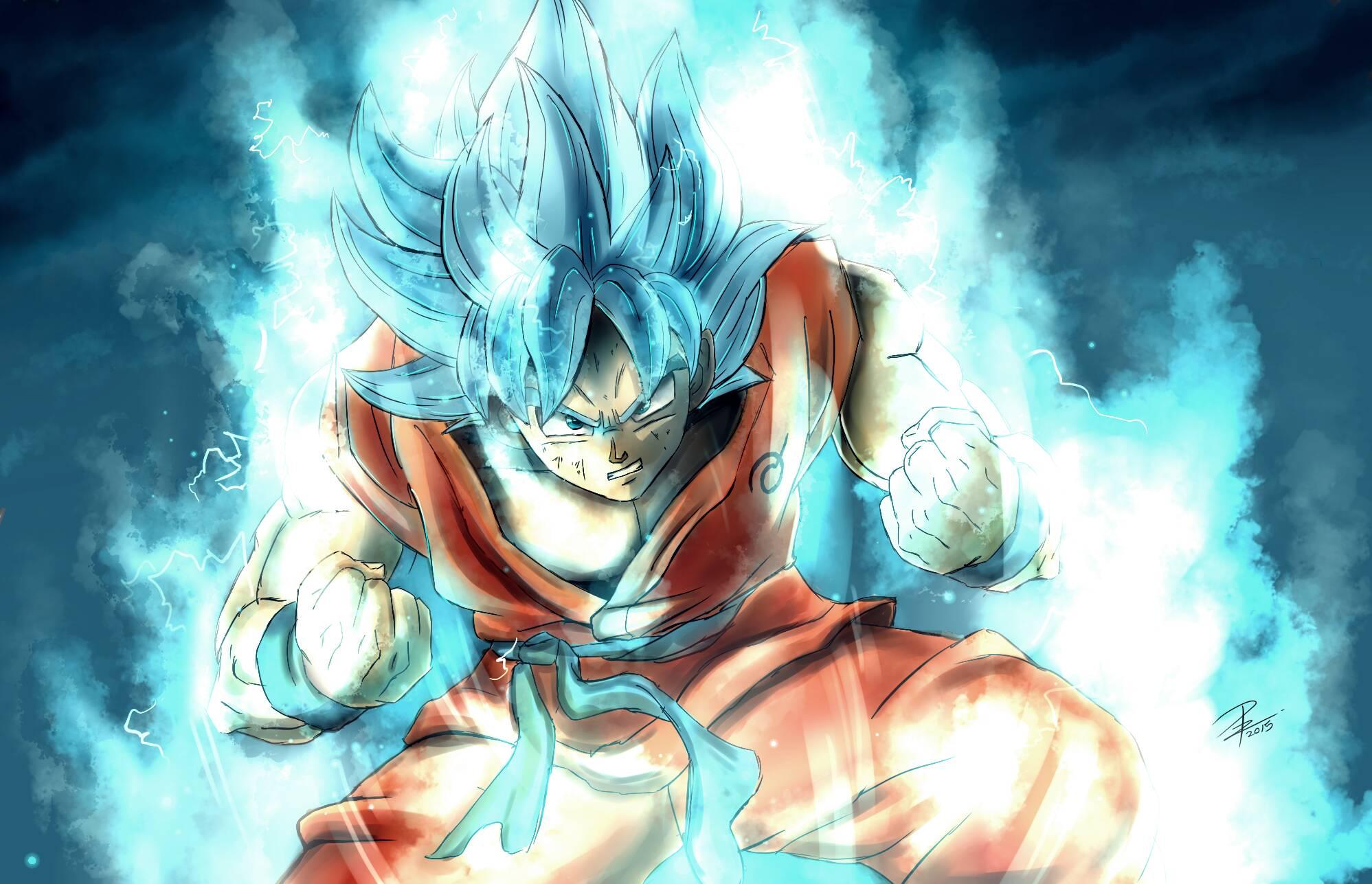 Dragon Ball Goku Wallpapers Top Free Dragon Ball Goku Backgrounds Wallpaperaccess