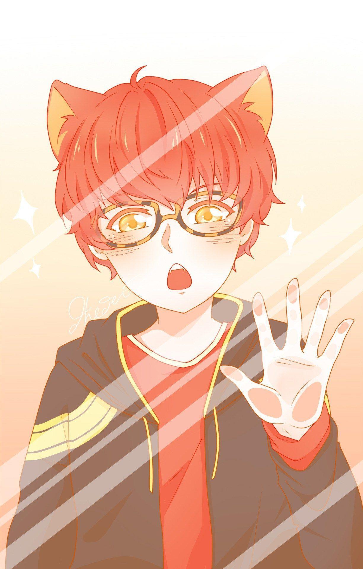 1225x1920 Aesthetic Anime Boy Hình nền