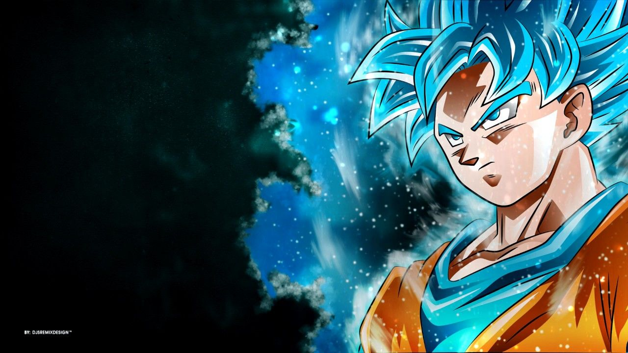 Blue Super Saiyan Goku Wallpapers Top Free Blue Super Saiyan