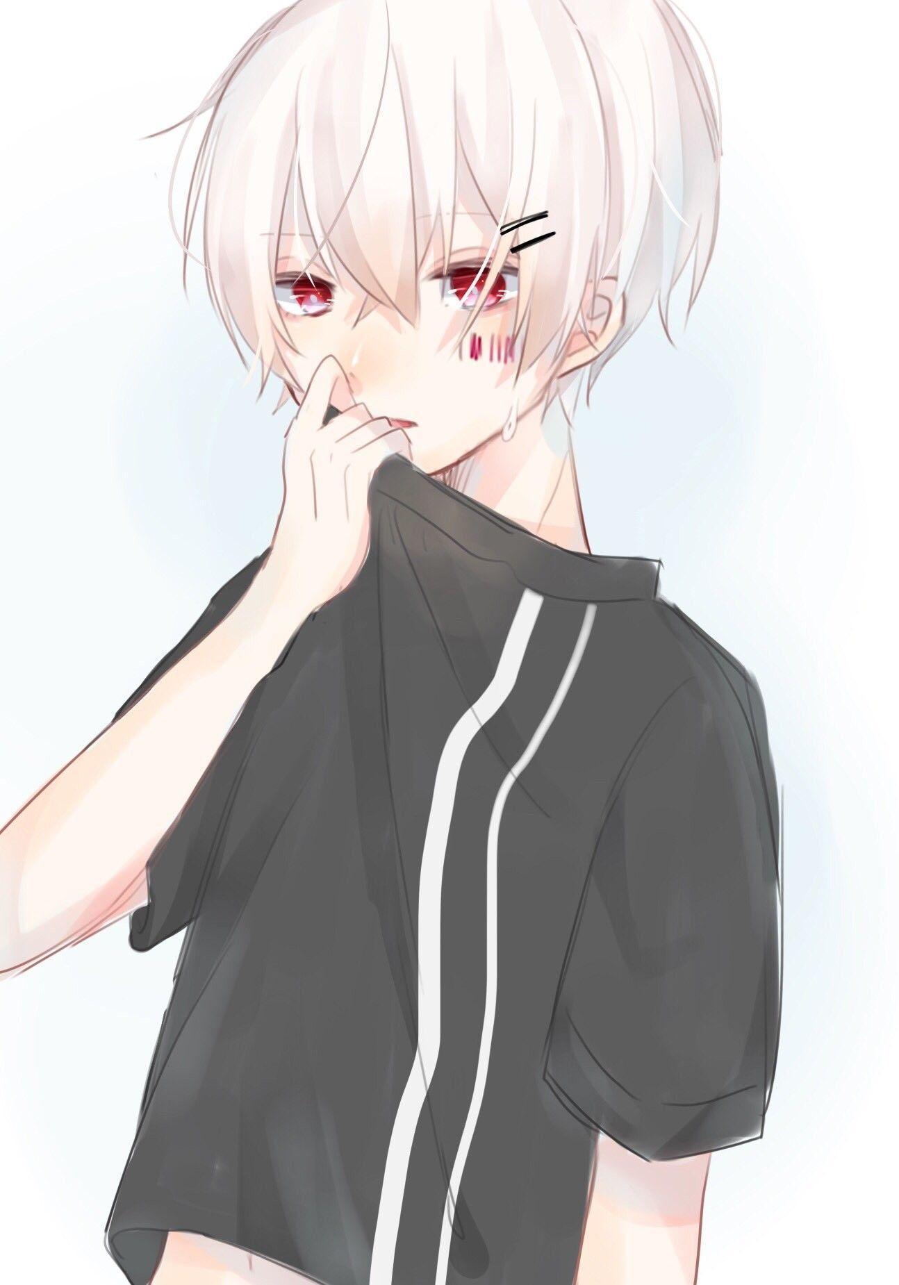 Điện thoại 1294x1850 Hình nền Anime Boy Dễ thương