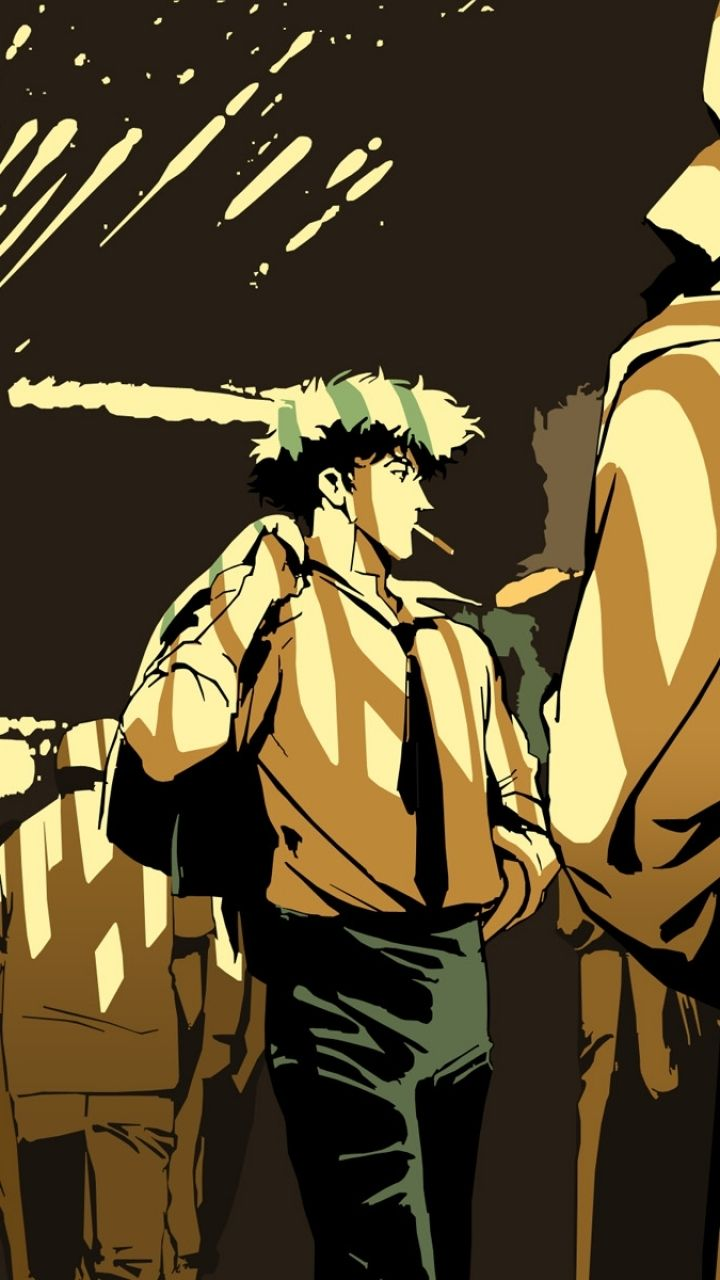 Cowboy Bebop Cell Phone Wallpapers Top Free Cowboy Bebop Cell