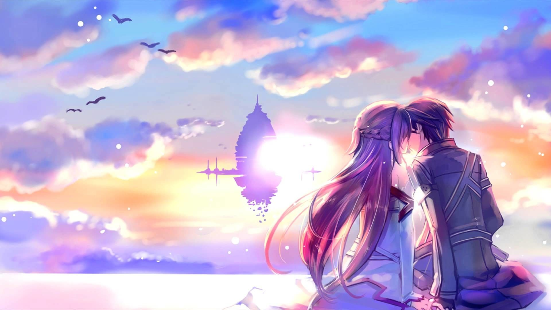 X Romantic Anime Wallpapers  Images