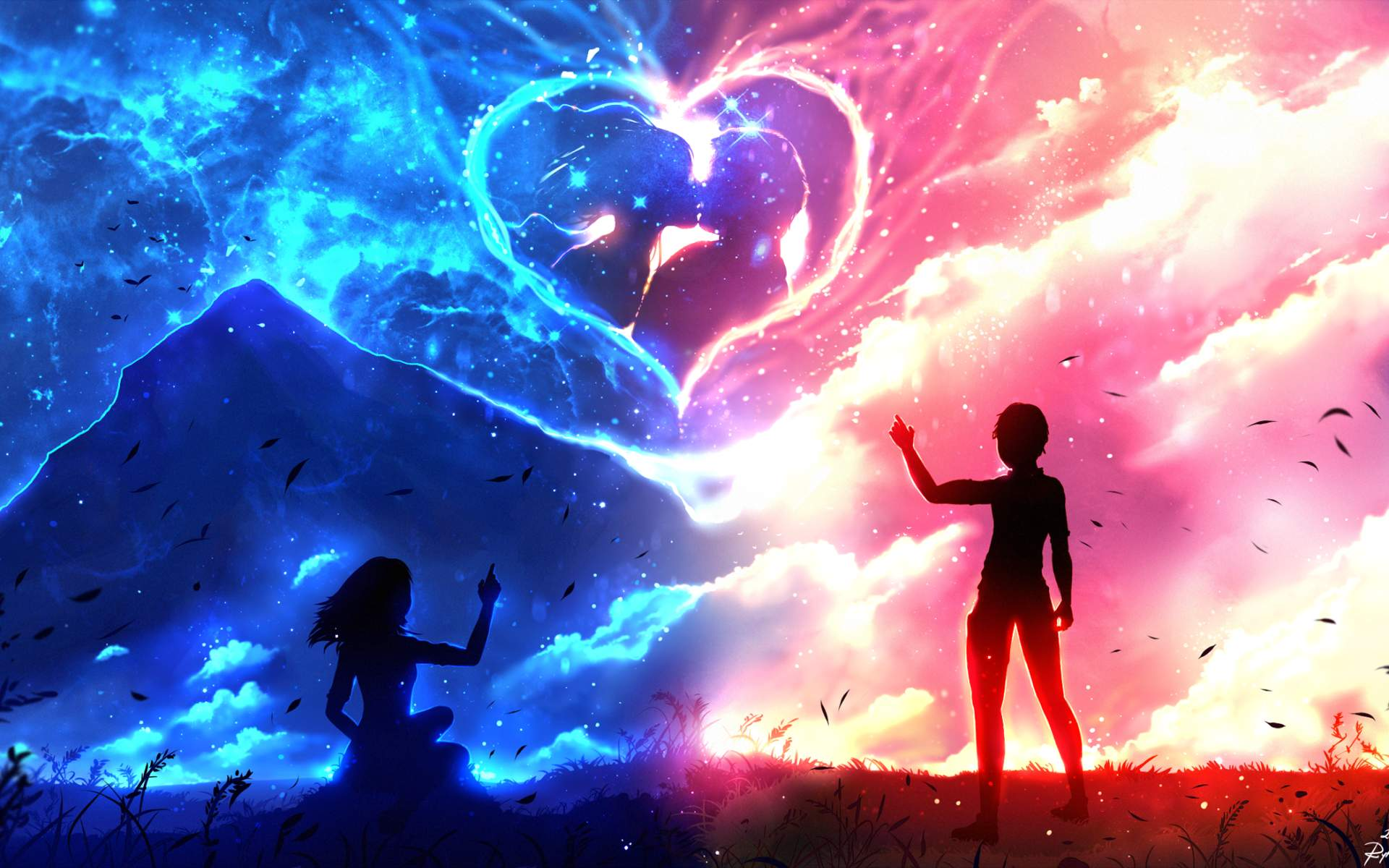 Romantic Anime Wallpapers Top Free Romantic Anime Backgrounds