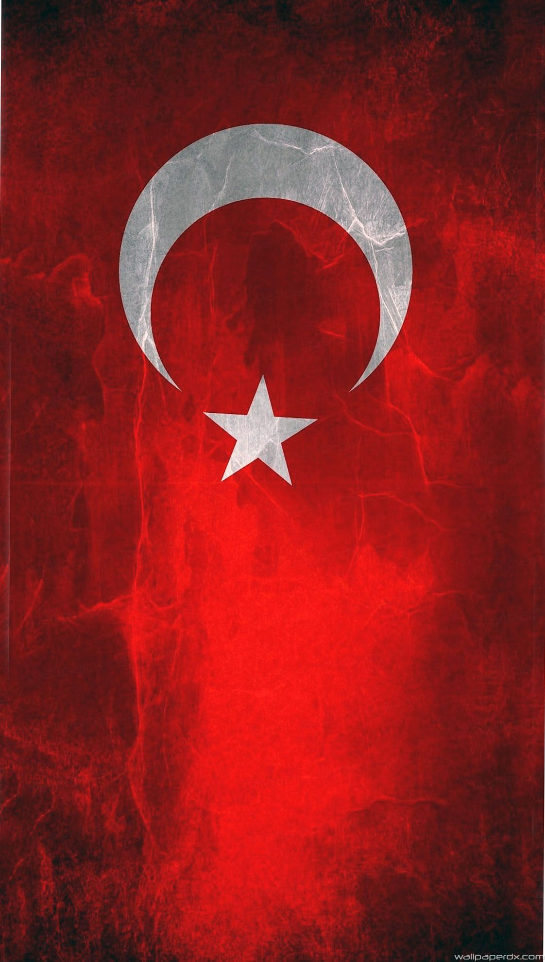 Turkey flag full hd wallpaper 1080p download