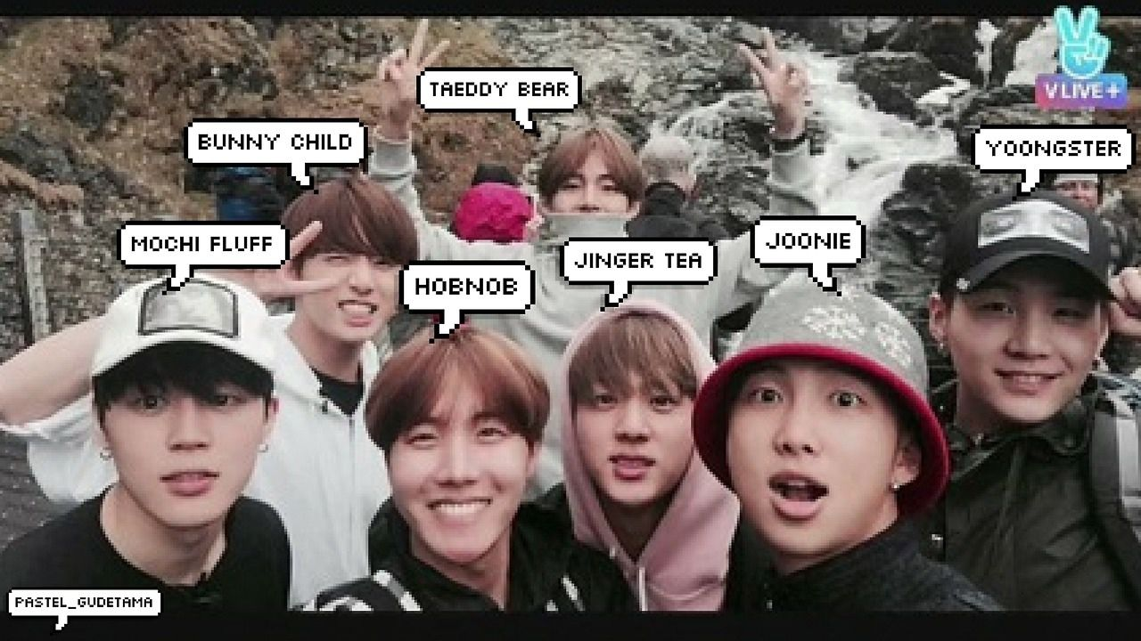 BTS Funny Laptop Wallpapers - Top Free ...