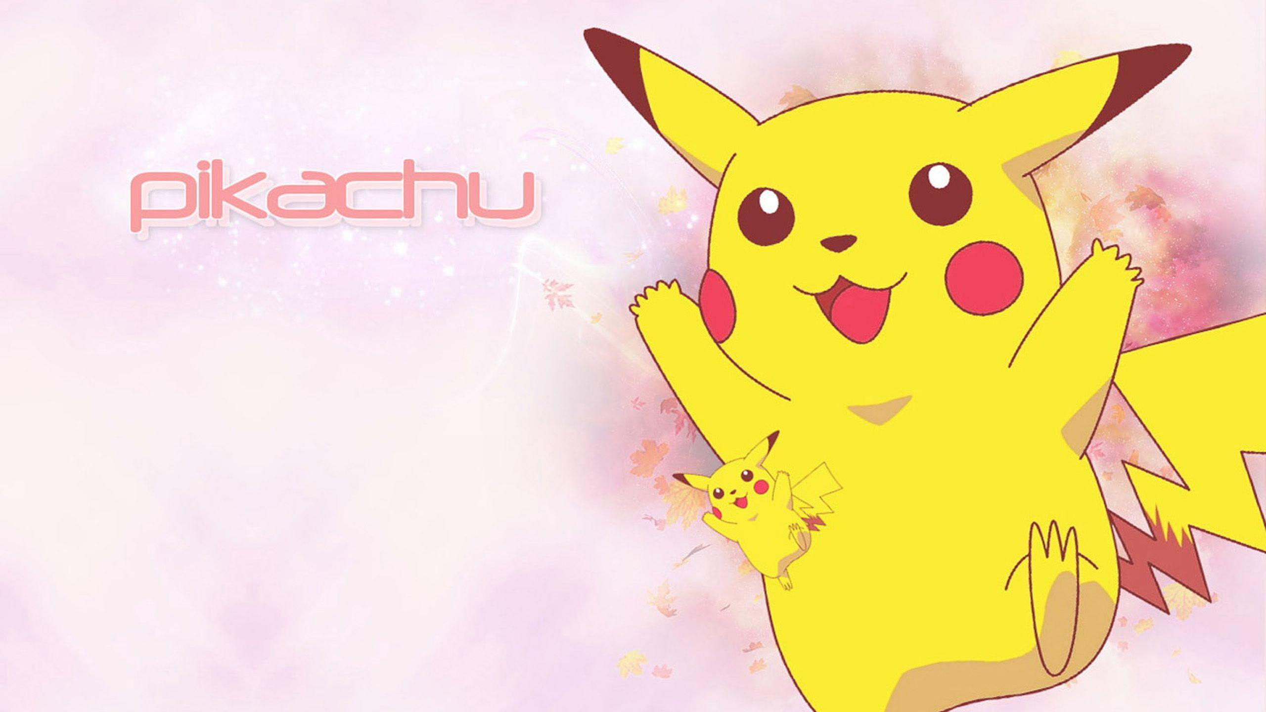 Hình nền Pikachu 2560x1440 HD