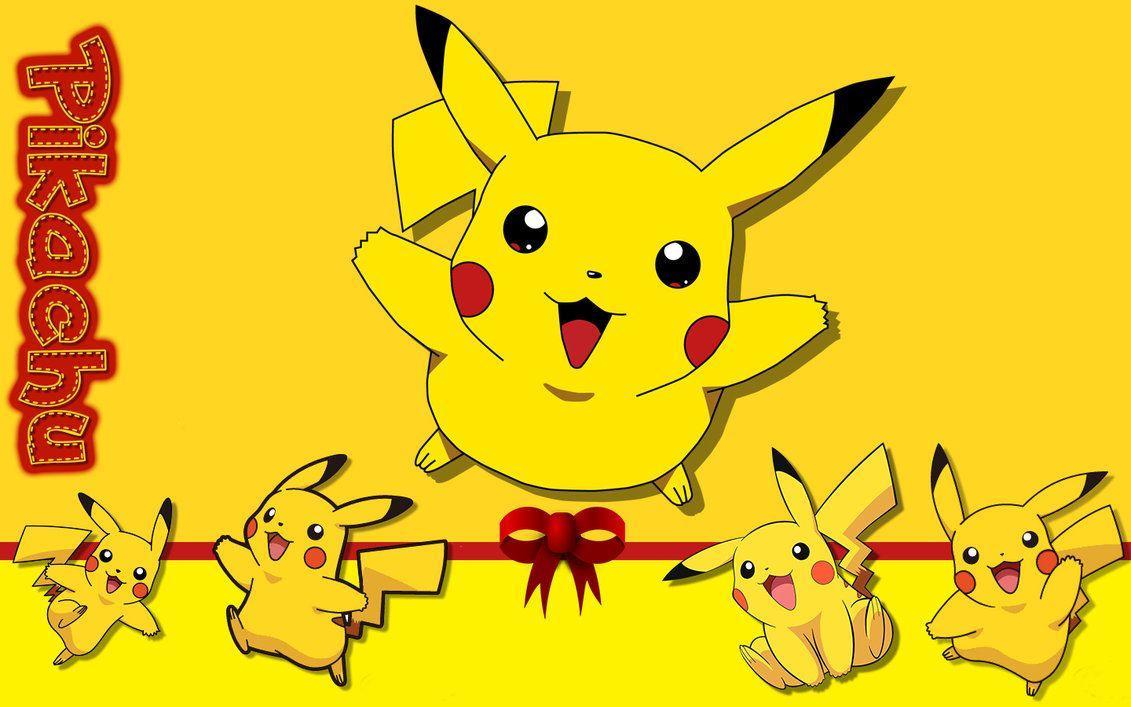 Hình nền Pikachu 1131x707