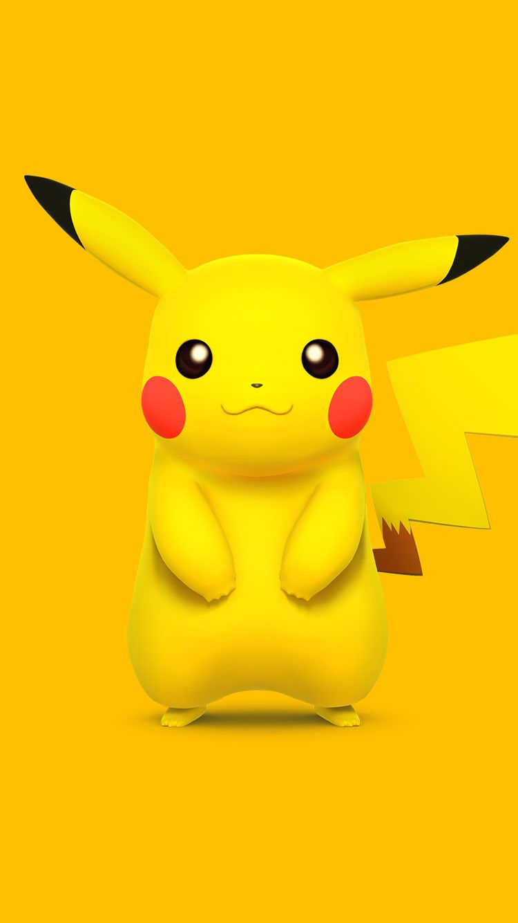 750x1334 Pokemon Go, Pikachu & Pokeball Hình nền & Nền cho iPhone 6