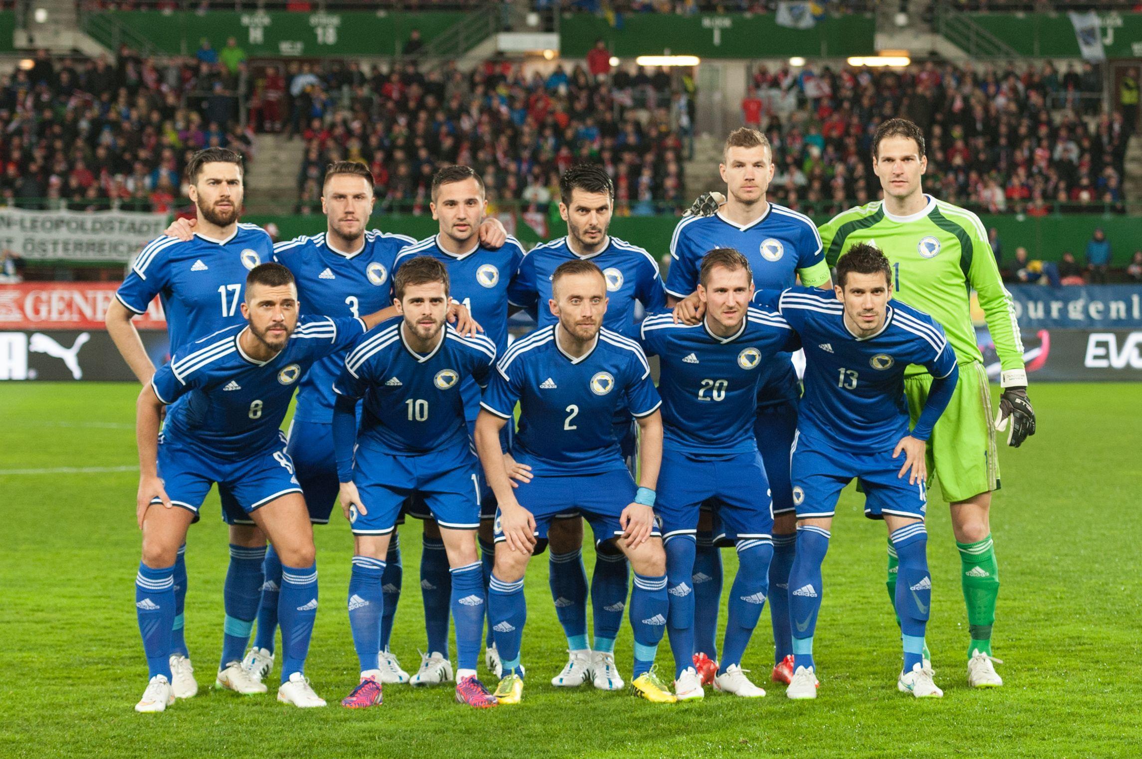 Bosnia and Herzegovina National Football Team Teams Background