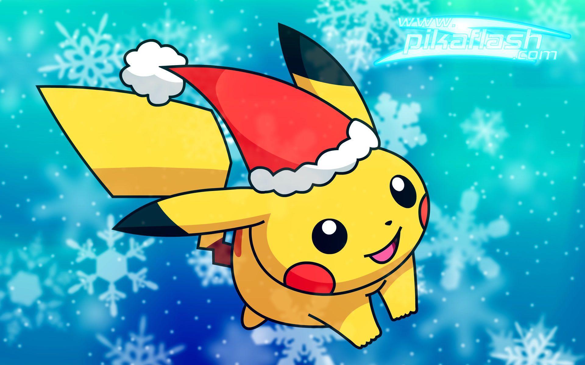 1920x1200 Pokemon Giáng sinh hình nền