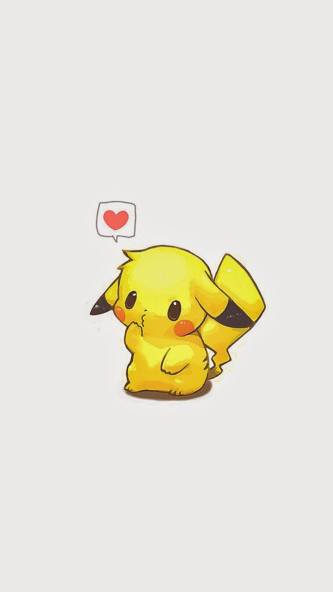 1080x1920 Pikachu - Nhấn để xem thêm hình nền Pikachu dễ thương!  - Dễ thương