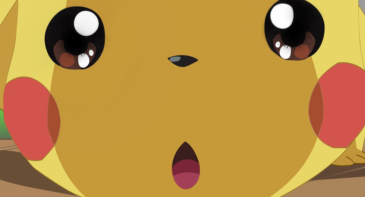 Hình nền Pikachu 1215x657