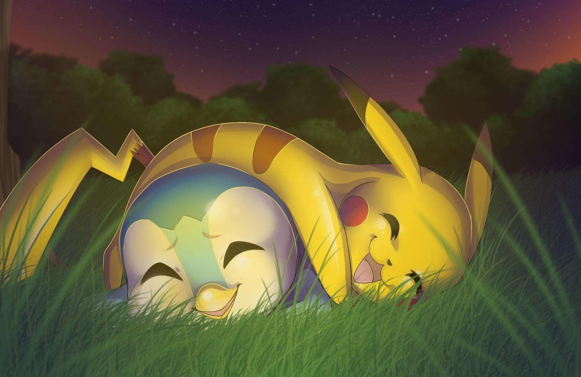 Cute Pikachu Wallpapers Top Free Cute Pikachu Backgrounds