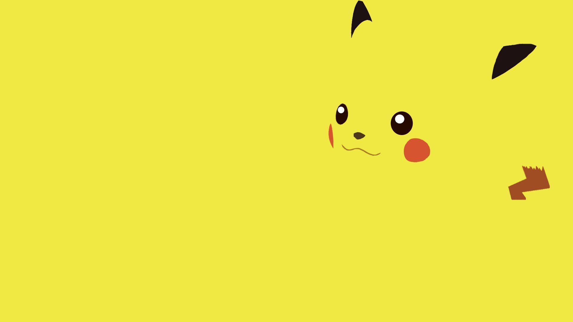 1920x1080 Pokemon Pikachu hình nền HD