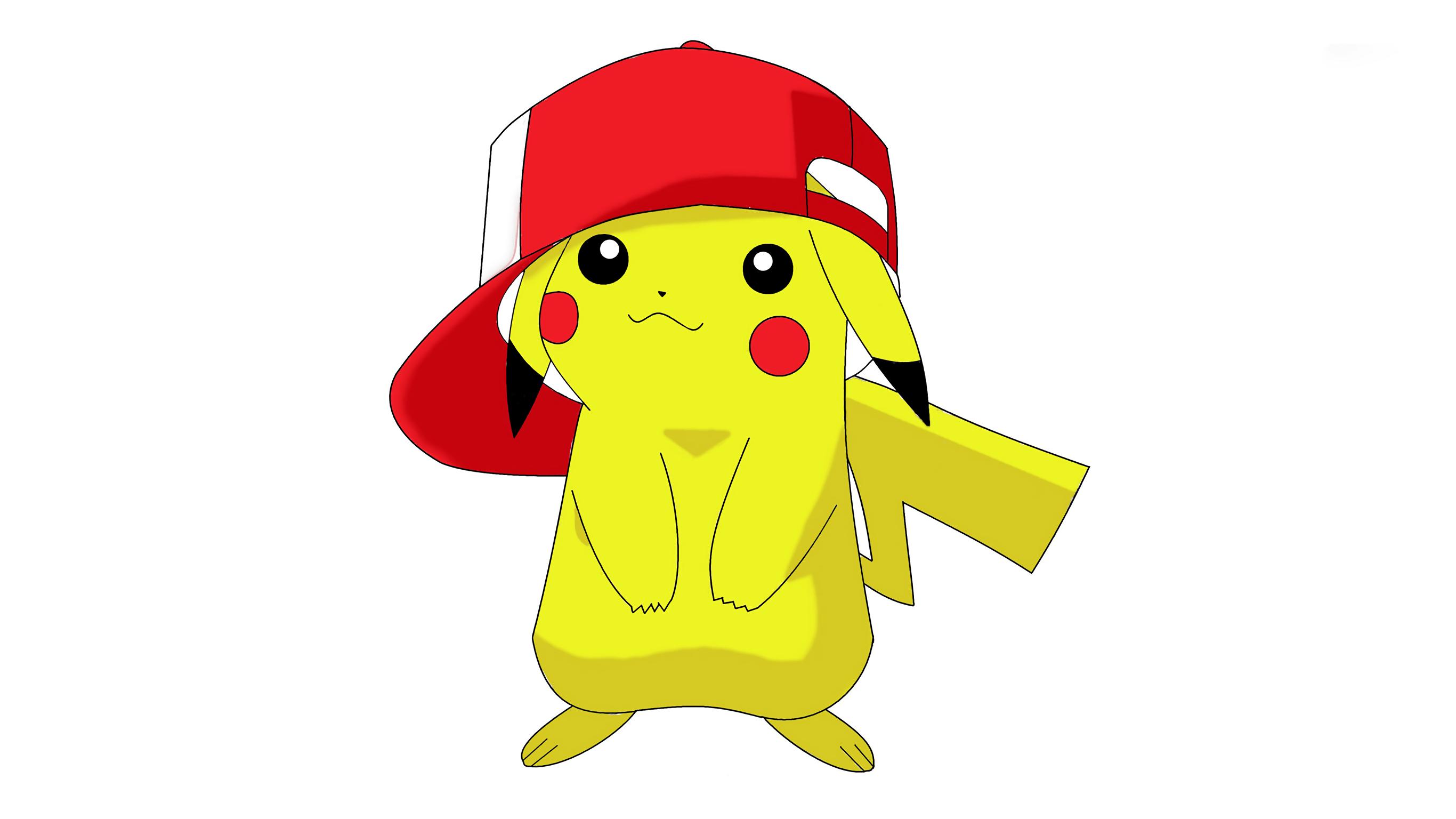 2732x1536 Hình nền Pikachu dễ thương miễn phí Full HD tại Phim Monodomo