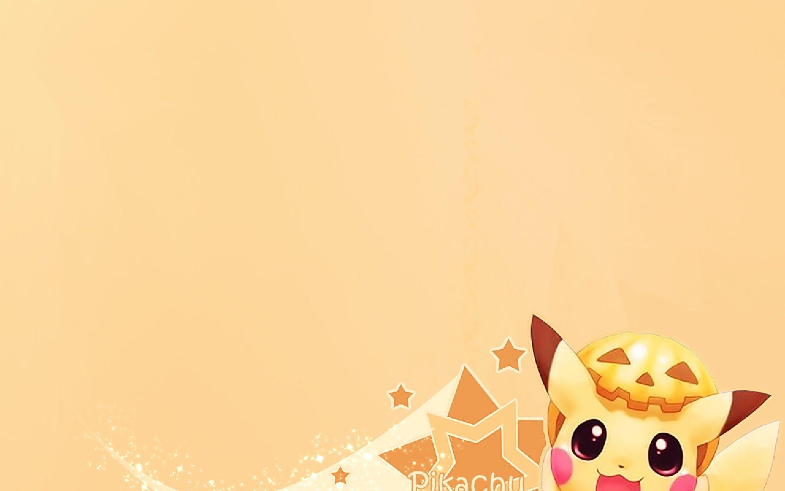 Hình nền Pikachu 2560x1600 cho Máy tính