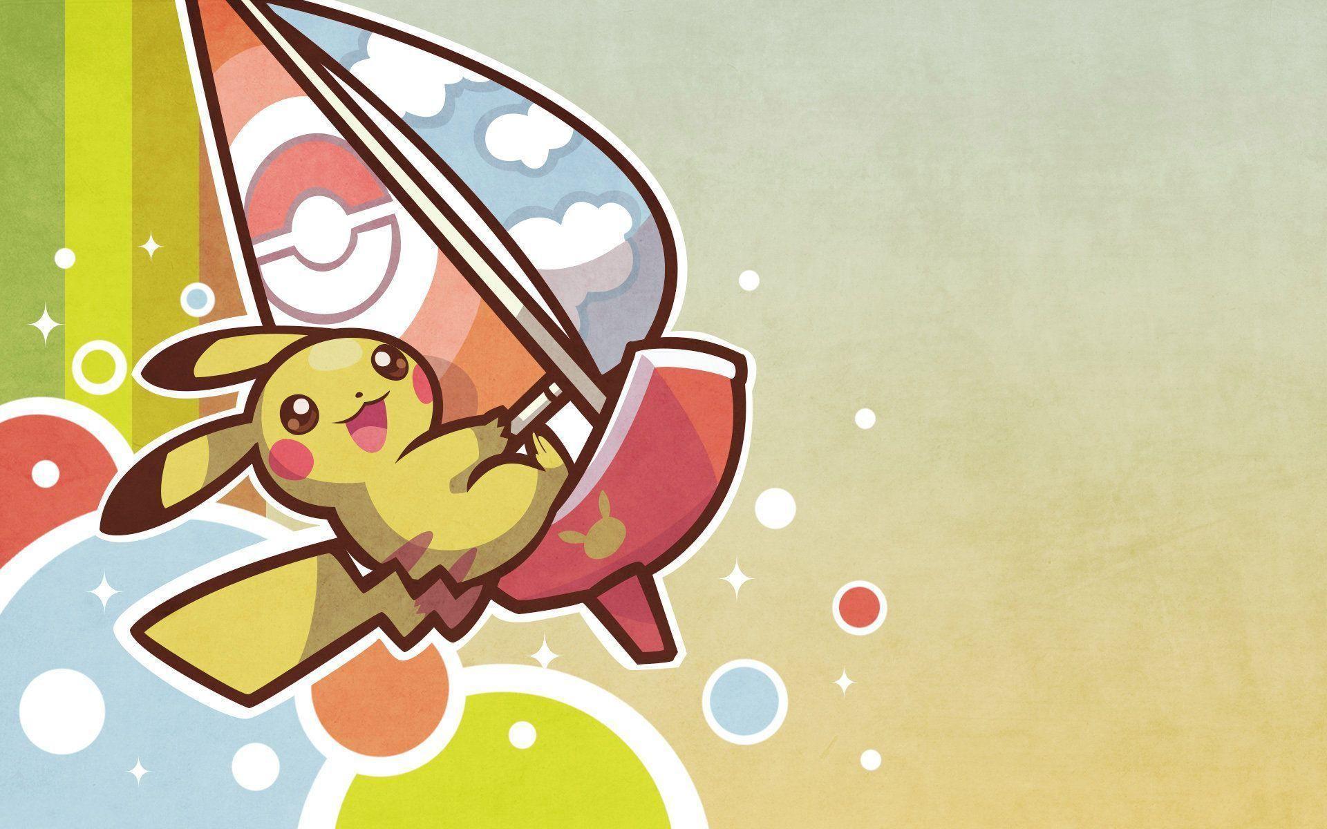 Hình nền Pikachu 1920x1200