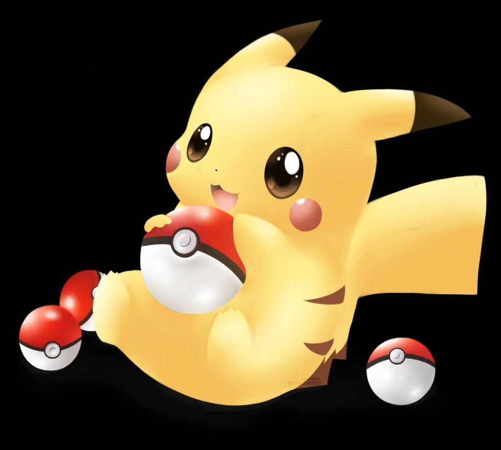 1024x920 Hình ảnh Pikachu dễ thương Hình nền Pikachu dễ thương