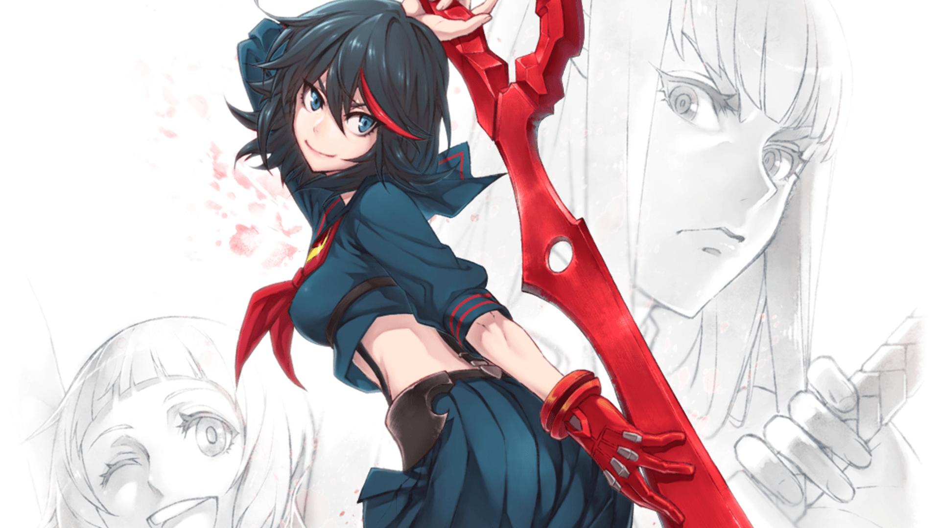 Kill La Kill Anime Wallpapers Top Free Kill La Kill Anime